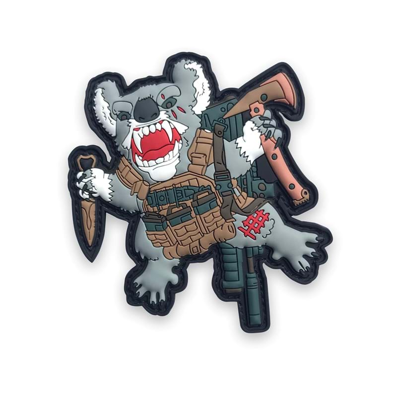Drop Bear Morale Patch 2020 | Melbourne | Halfbreed Blades
