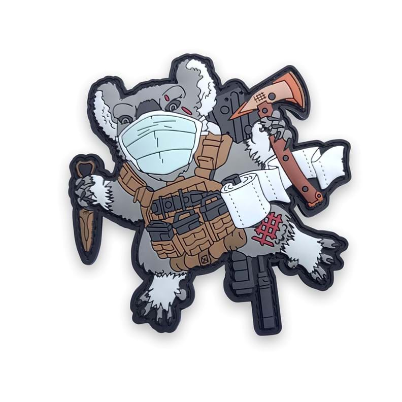 C-19 Drop Bear Morale Patch 2021 | Melbourne | Halfbreed Blades