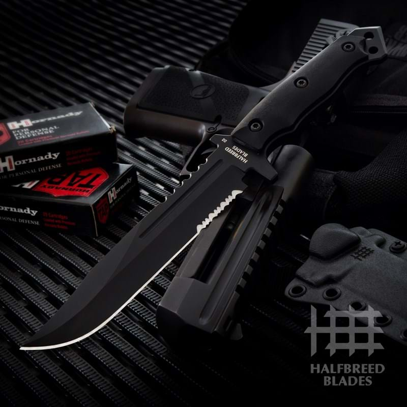 LIK-01 Large Infantry Knife | Halfbreed Blades