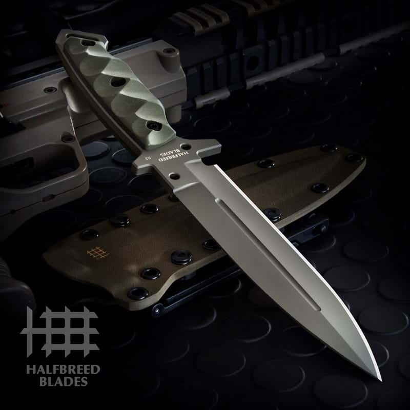 MIK-01P Medium Infantry Knife | Halfbreed Blades