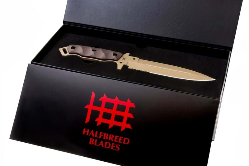 MIK-01PS Medium Infantry Knife | Halfbreed Blades
