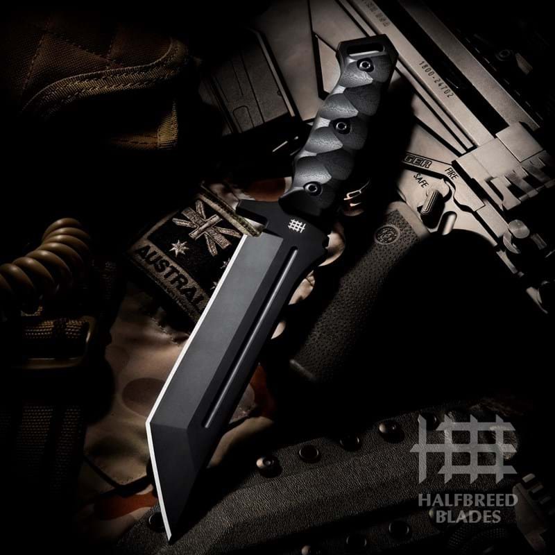 MIK-05P Medium Infantry Knife | Halfbreed Blades